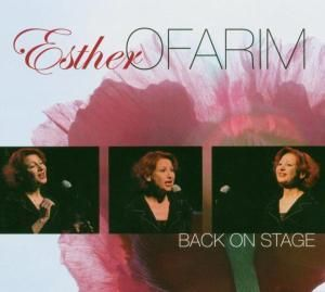 Esther Ofarim - Back on Stage - CD 2005
