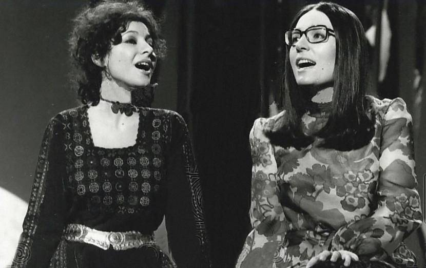 Esther Ofarim & Nana Mouskouri
