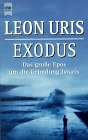 Exodus - german book by Leon Uris