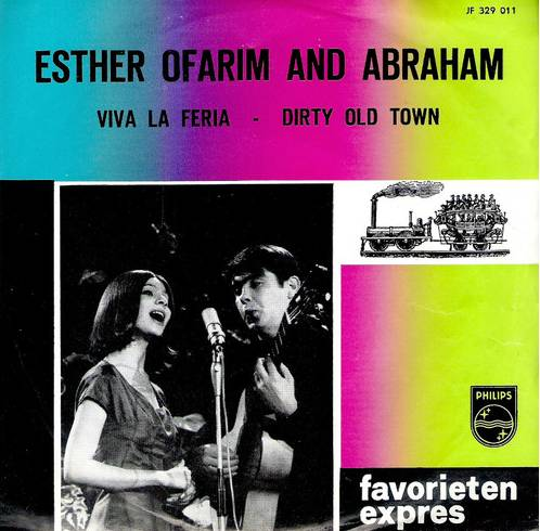 Esther Ofarim and Abraham: Viva la feria, dirty old town