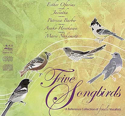 The Five Songbirds