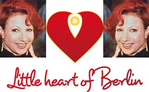 Little heart of Berlin - with Esther Ofarim - Berlin 2013