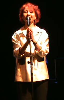Esther Ofarim in Hamburg, 2014 - foto (c) by Conny Drees