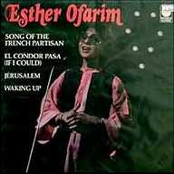 Esther Ofarim - Song of the french partisan..