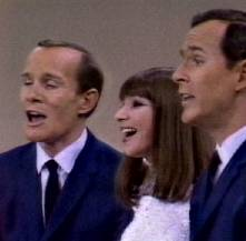 The Smothers Brothers with Esther Ofarim