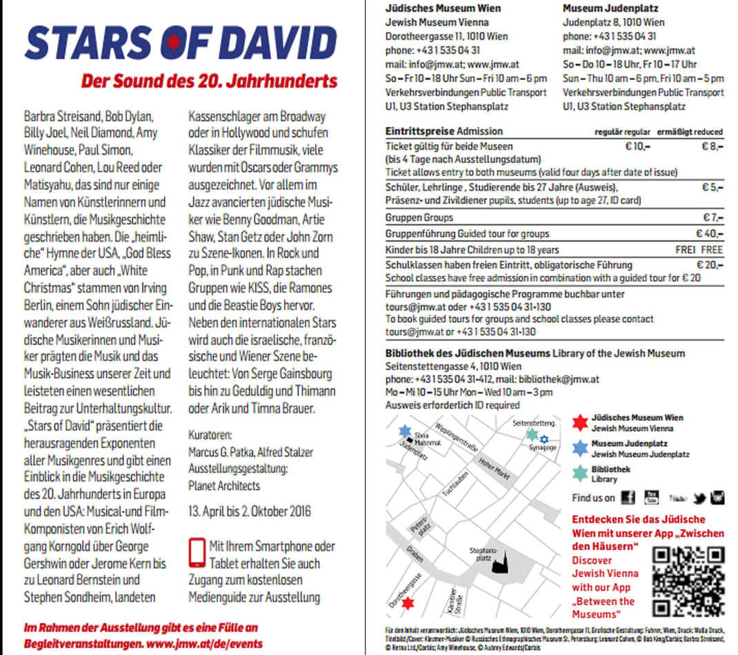 Stars of David - with Esther Ofarim