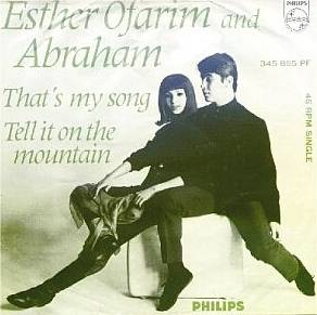 Esther and Abi Ofarim - That's my song - Tell it on the mountain