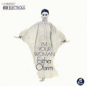 Esther Ofarim - I'm your woman